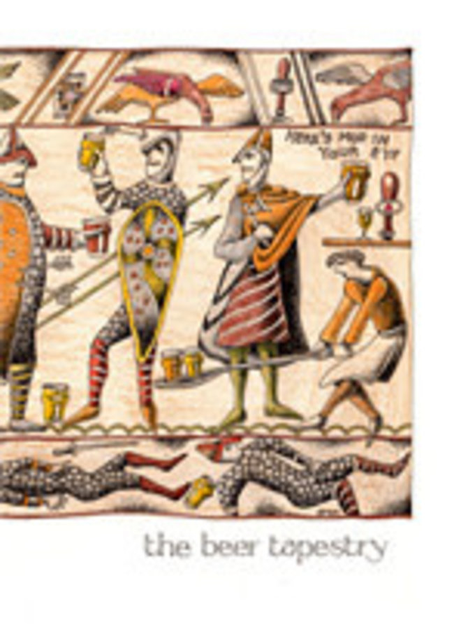 The Beer Tapestry card 805