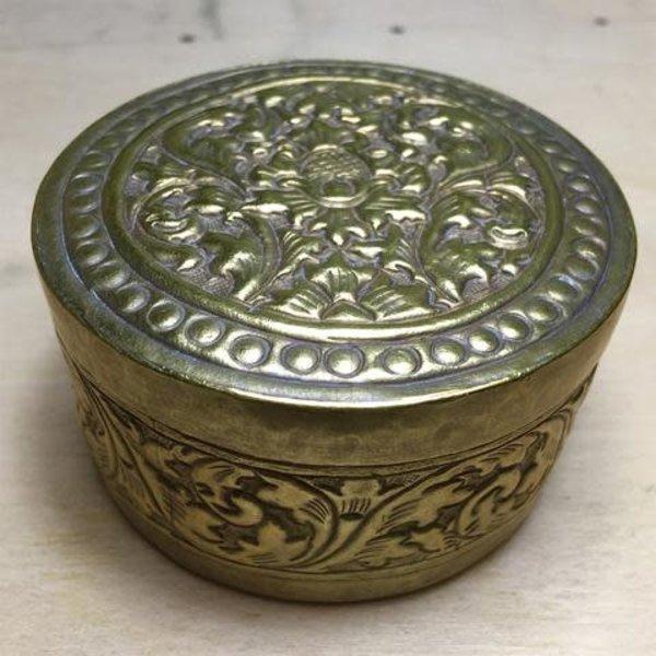 Secret Hive in Brass Trinket-pot No75 / 67