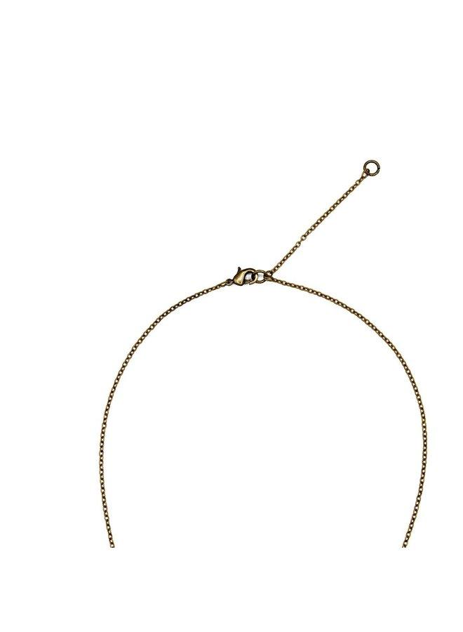 Zusammensetzung Abstrakte Halskette 005