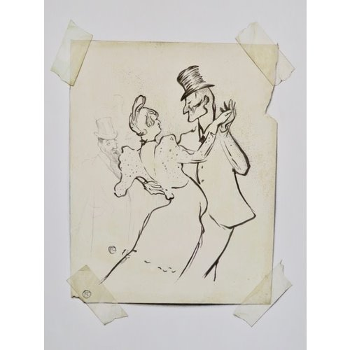 Paul Czainski Trompe l'oeil Lautrec  20