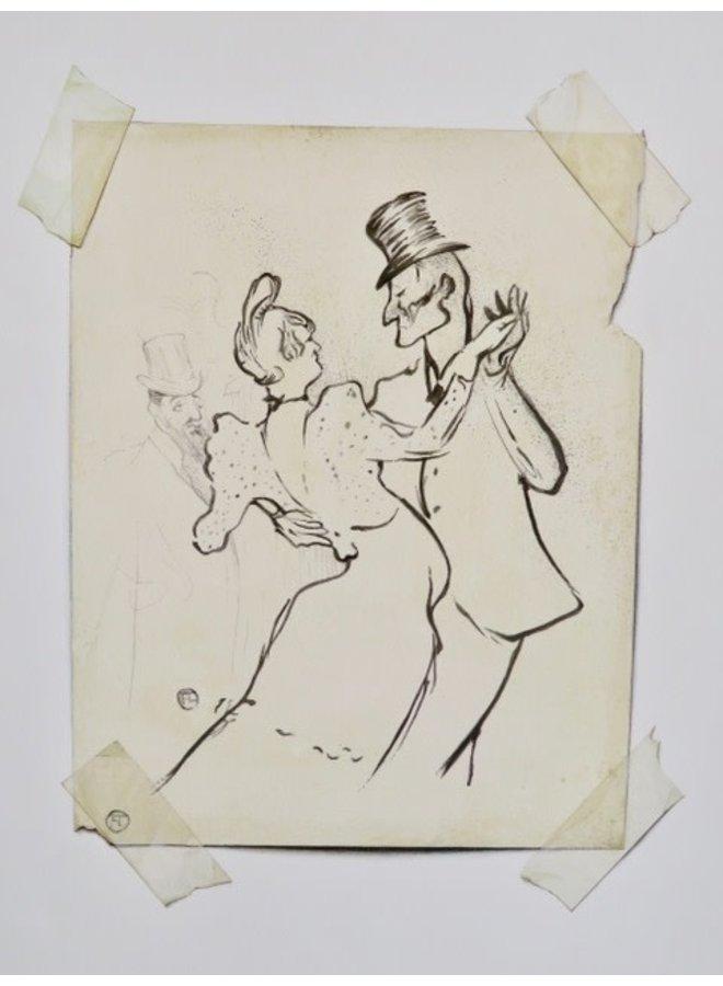 Trompe l'oeil Lautrec 20