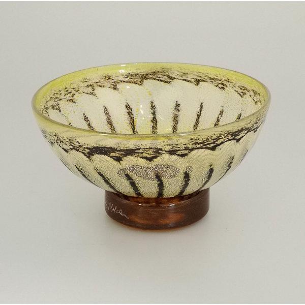Daisy bowl nr. 2. Goud 19