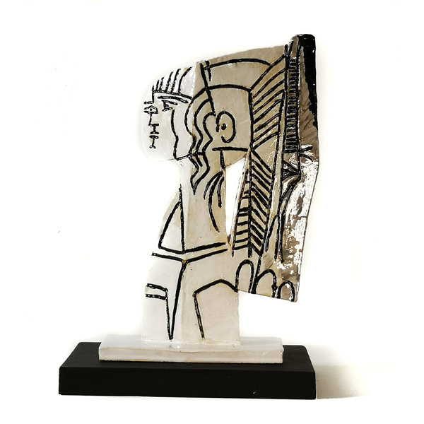 Sylvette 1 naar Picasso 1954008