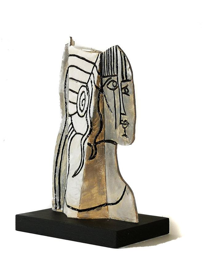 Sylvette 2 nach Picasso 1954 009