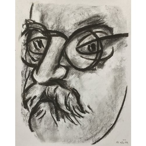 Mike Holcroft Matisse Self Portrait homage 76
