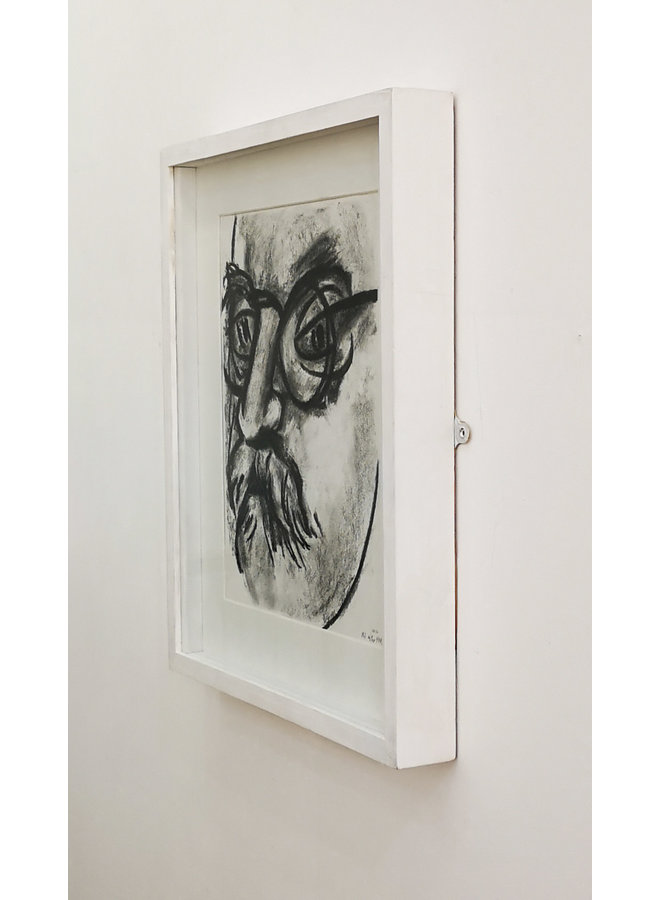 Matisse Self Portrait homage 76