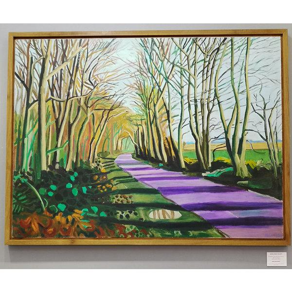 Woldgate, Crisp Morning, januari na Hockney 75