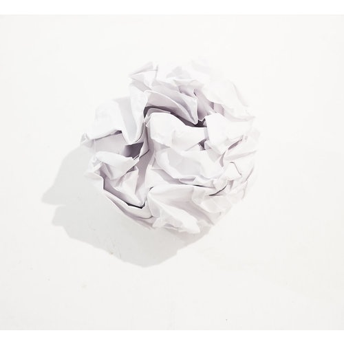 Mike Holcroft Vel A4-papier naar Martin Creed Ed. 10 - 96