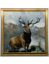 Monarch of The Glen naar Sir Edwin Landseer 89
