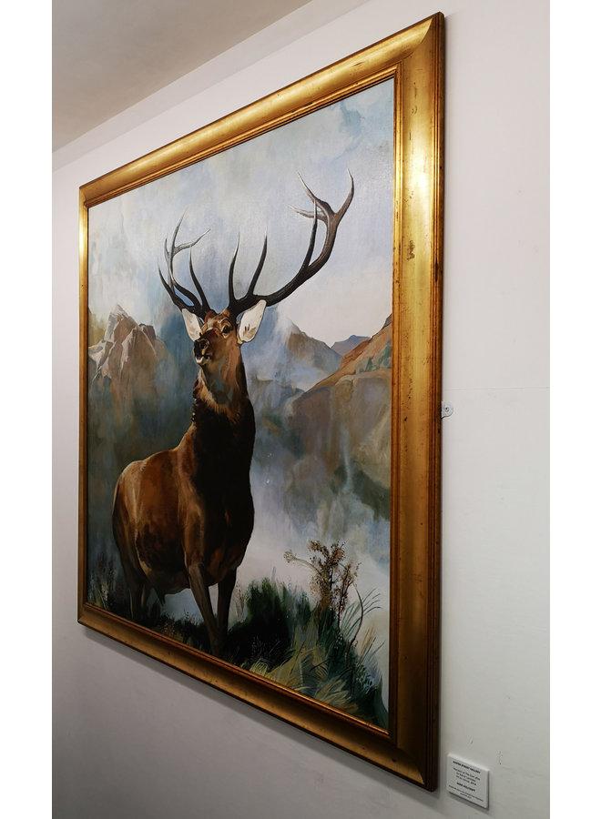 Monarch of The Glen nach Sir Edwin Landseer 89