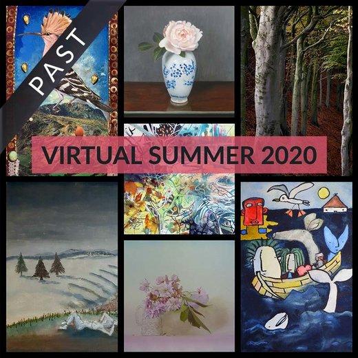 Virtuelle Sommerausstellung