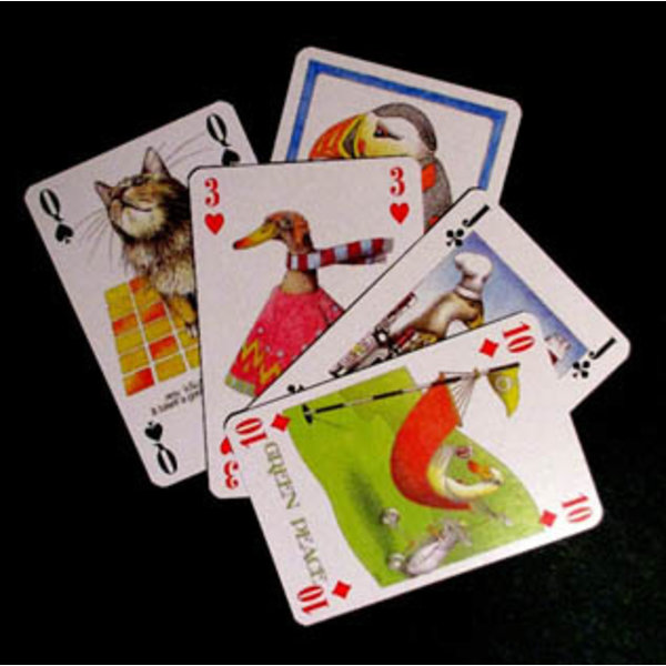 Peculiar special face Playing Card Pack