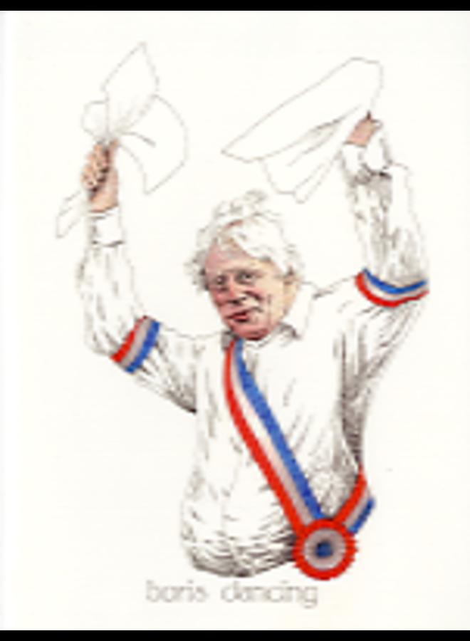 Boris Dancingcard 817