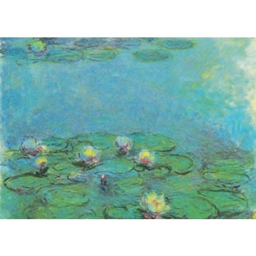 Artists Cards Waterlelies van Monet 180x 140mm kaart