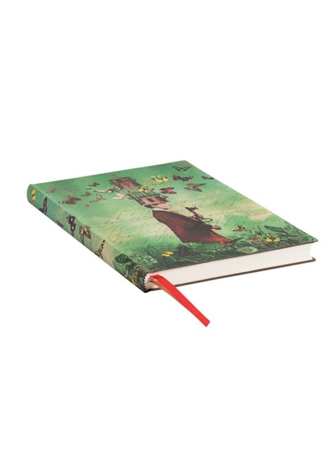 2021 Dreamscapes Wöchentliches Flexis Maxi-Tagebuch