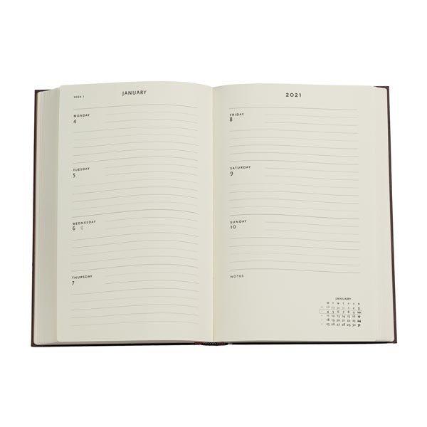 2021 Dreamscapes wekelijkse Flexis Maxi-dagboek