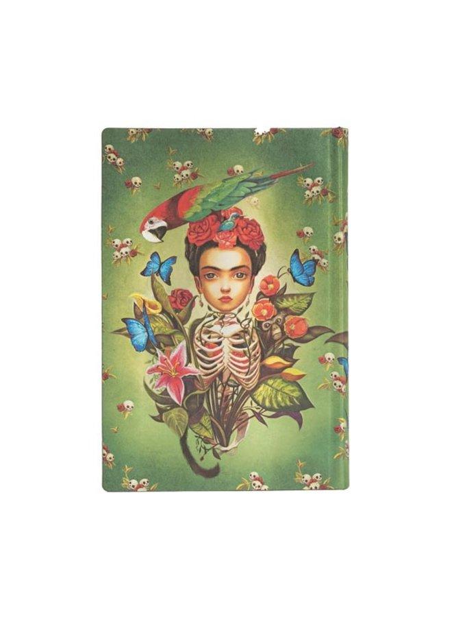 2021 Frida Flexis Wöchentliches Midi-Tagebuch