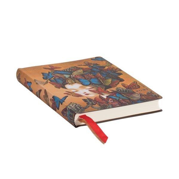 2021 Madame Butterfly Weekly Flexis Mini-dagboek