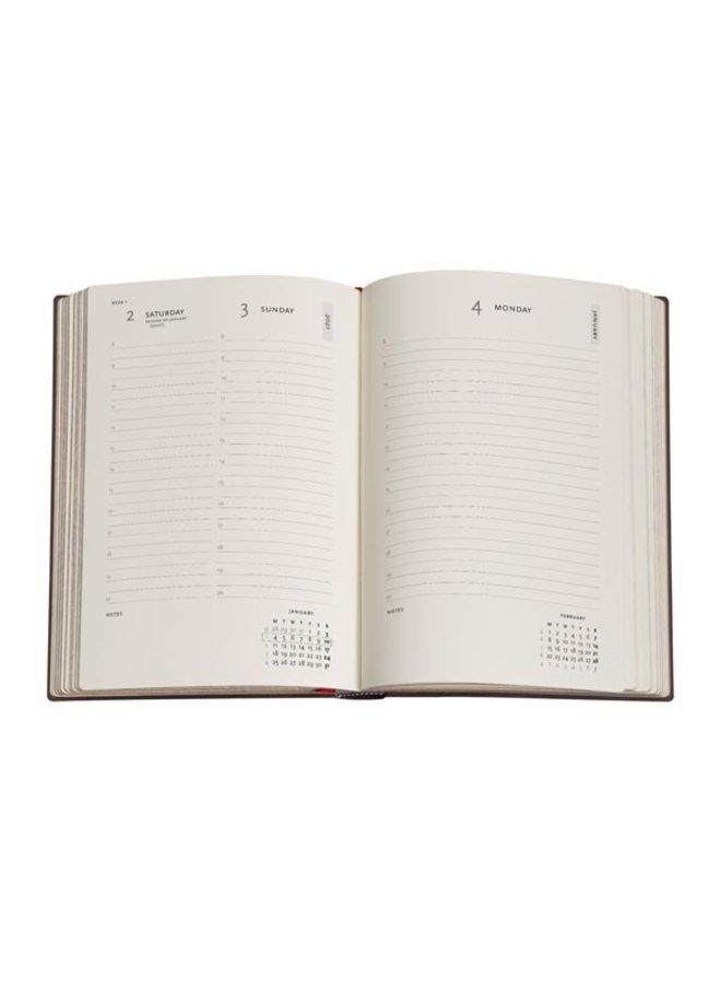2021 Oceana Tag zu einer Zeit Midi Tagebuch