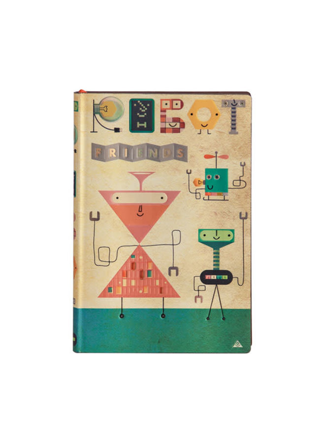 Come Together Flexis Mini lined Notebook