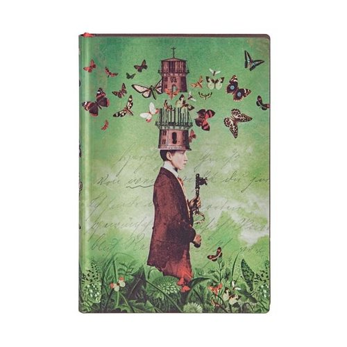 Paper Blanks Dreamscapes  Flexis Mini unlined Notebook