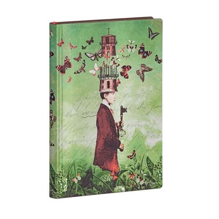 Paper Blanks Dreamscapes Midi ulined  Flexi Notebook