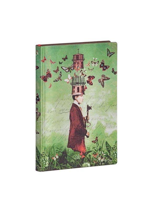 Dreamscapes Midi ulined  Flexi Notebook