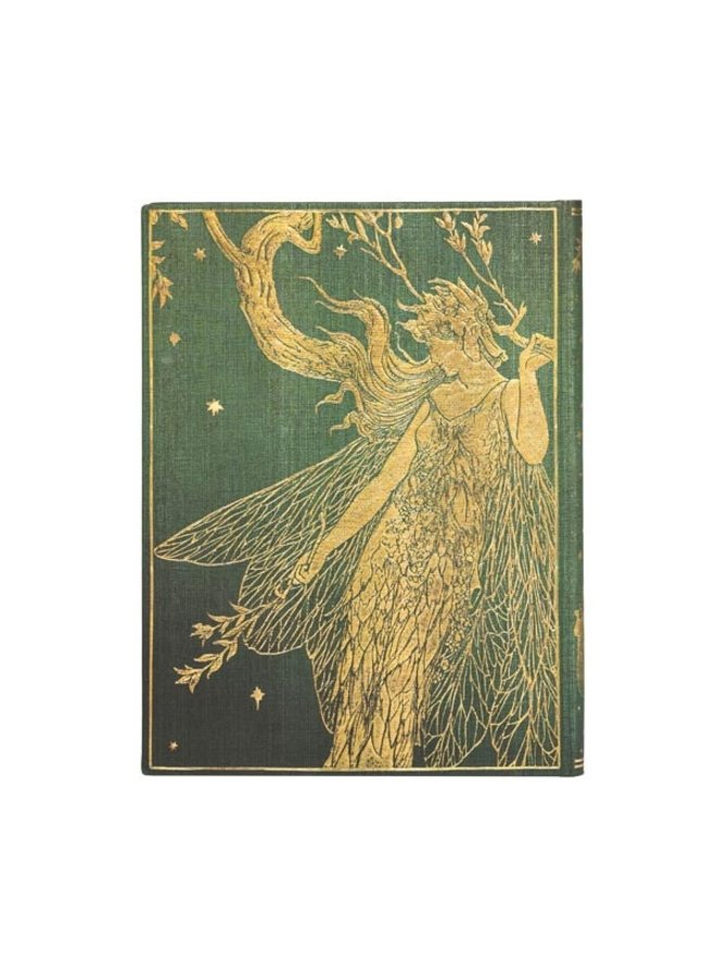 Fairy Olive ulined Journal