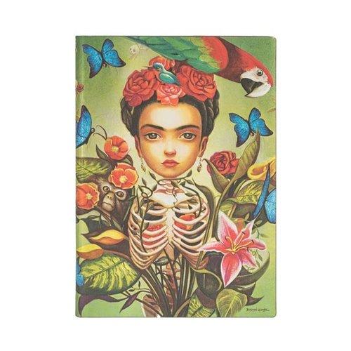Paper Blanks Frida Ultra ulined  Flexi Journal
