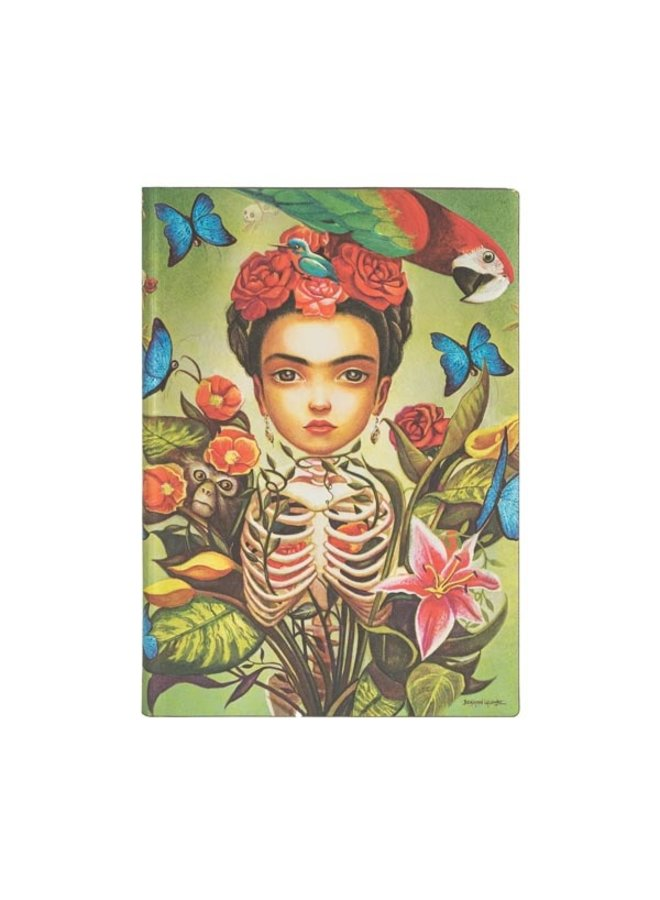 Frida Ultra ulined Flexi Journal