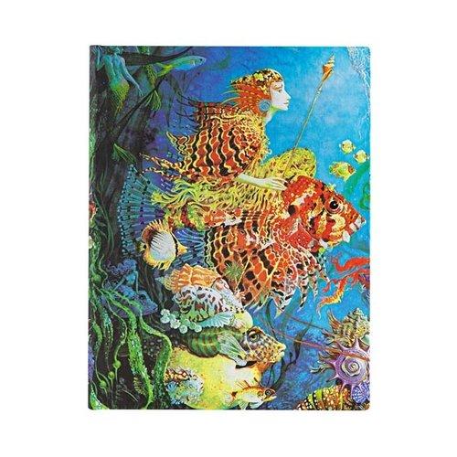 Paper Blanks Sea Fantasies Ultra ulined  Journal