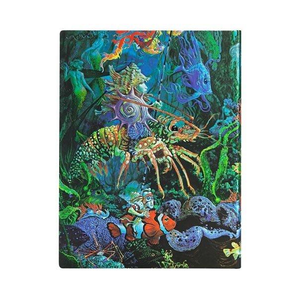 Sea Fantasies Ultra ulined Journal