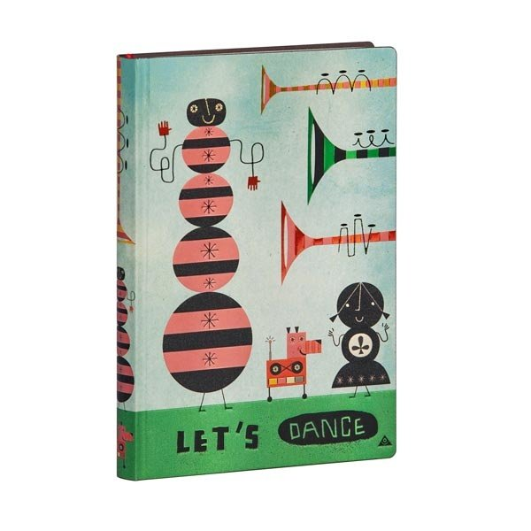 Sh-Boom  Flexis Mini lined Notebook