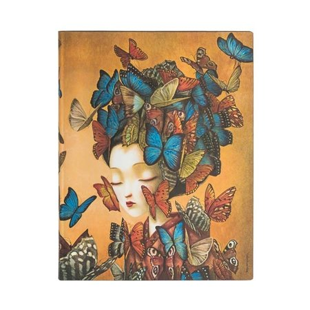 Paper Blanks Madame Butterfly Ultra Ulined Flexi Journal