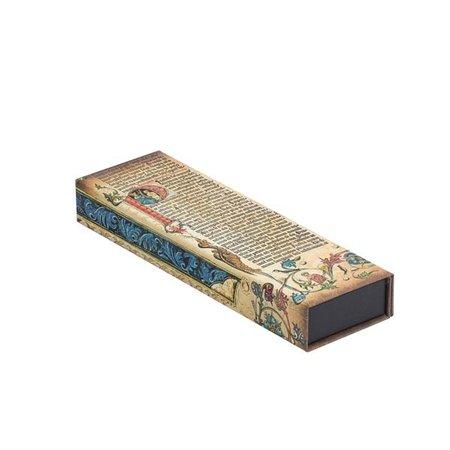 Paper Blanks Pencil Case Parabole - Gutenberg