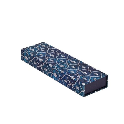 Paper Blanks Pencil Case Blue Velvet