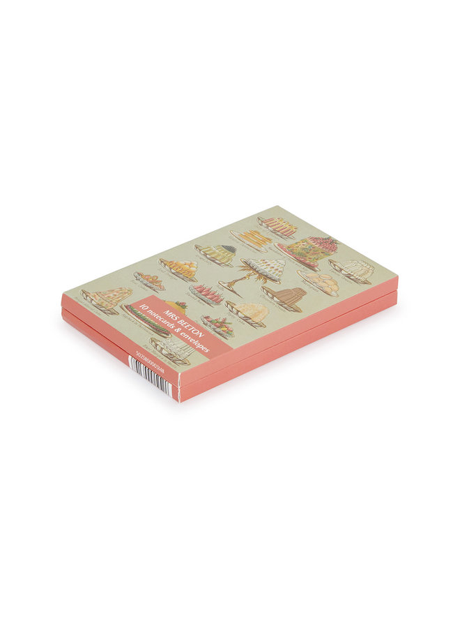Frau Beaton Buch der Haushaltsführung 10 Notecard Pack