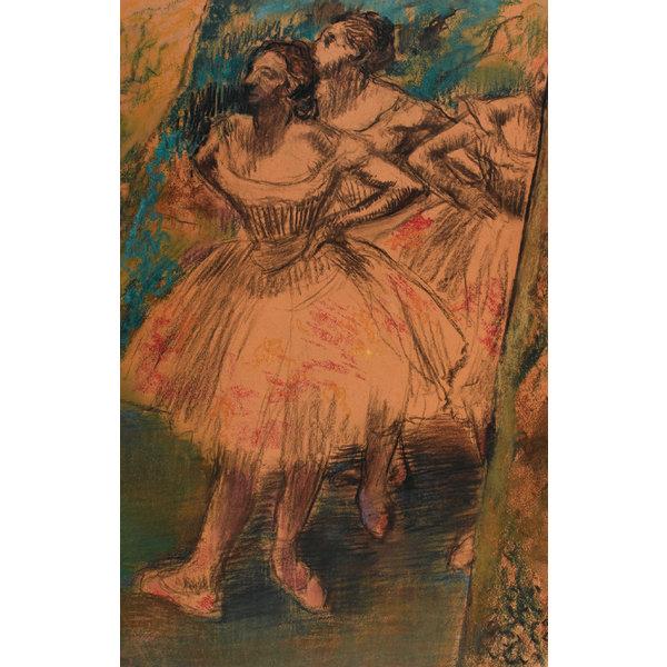 Degas 'Dancers 10 Notecard Pack