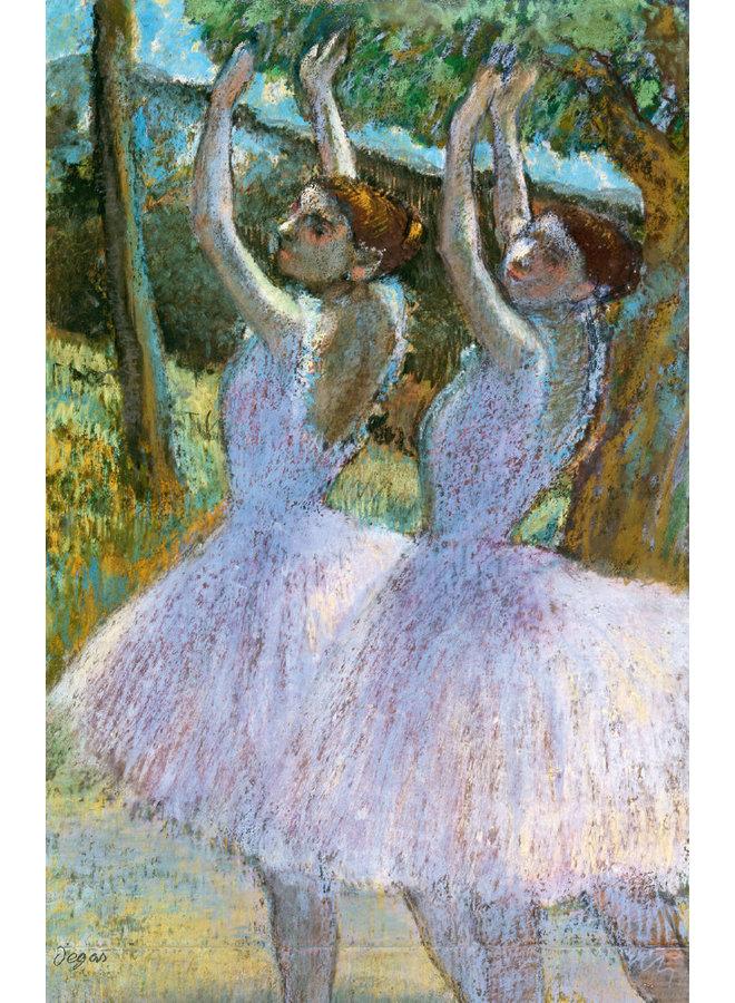 Degas 'Tänzer 10 Notecard Pack
