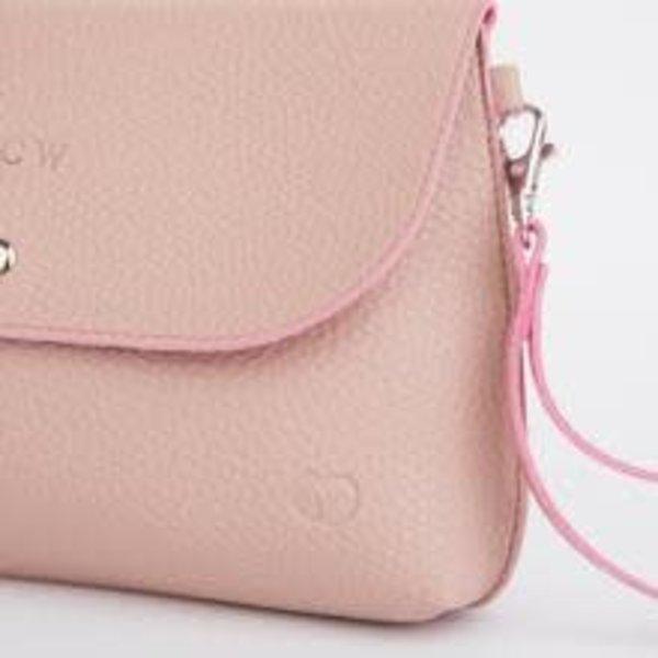 Dusky Clutch Bag Roze 049
