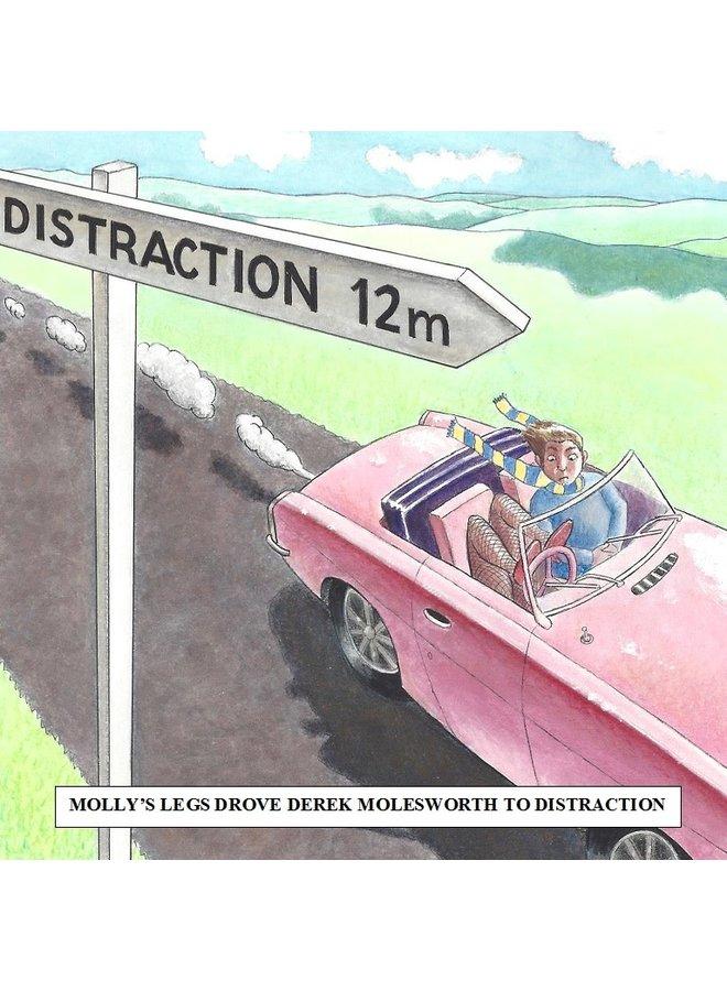 Distraction Humorous  card 31
