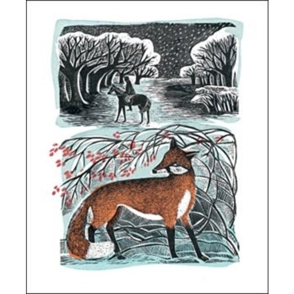 Langs Woods door Angela Harding