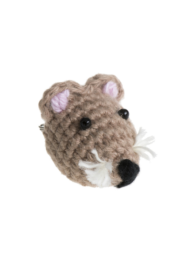 Mini Mouse Brooch 07