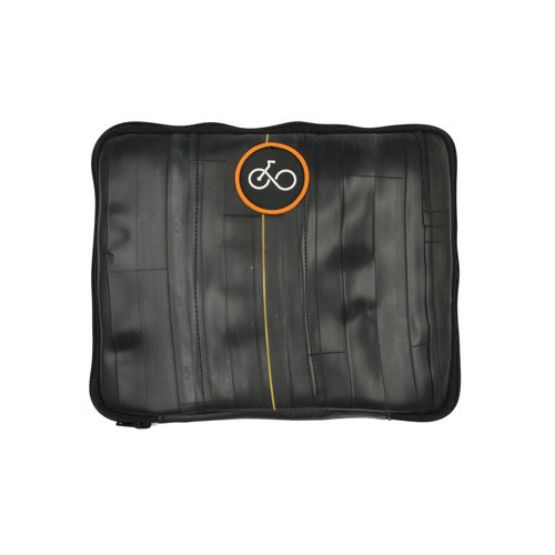 Cylcle Of Good Inner Tube  Tablet Case Recylced Medium