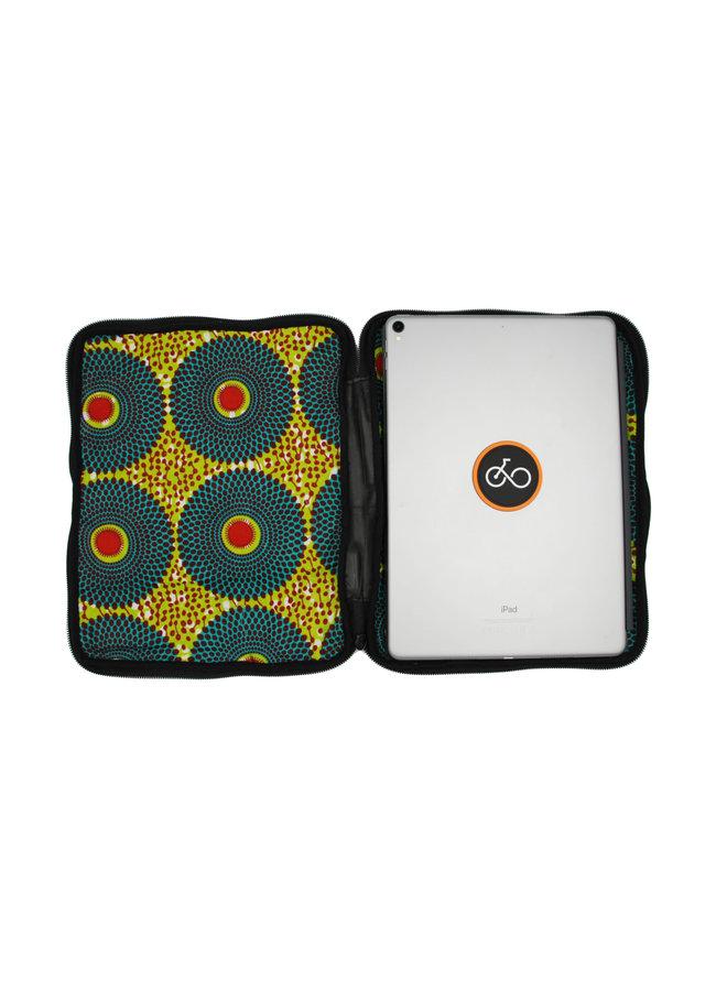 Inner Tube  Tablet Case Recylced Medium
