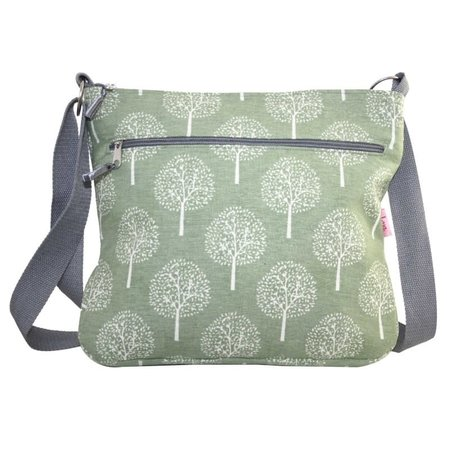 LUA Grote Mulberry Tree Messinger Bag Olive 452