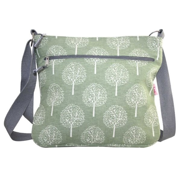 Grote Mulberry Tree Messinger Bag Olive 452
