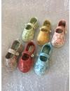 Schoen met riem Roze 10