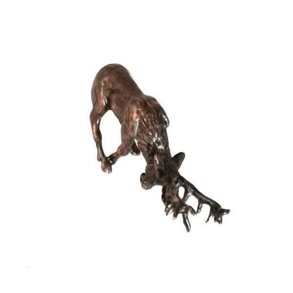 Bronzen hert bronzen 76