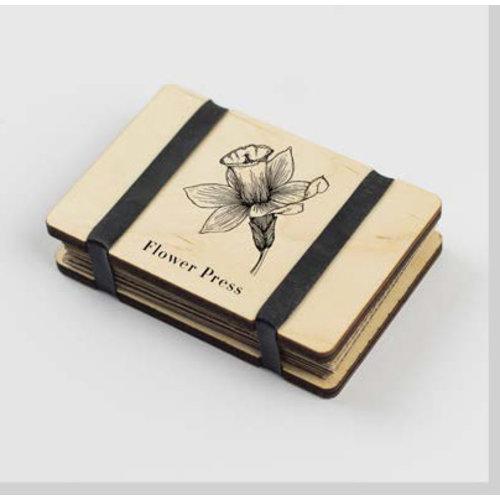 Wald Prensa de flores de bolsillo 02